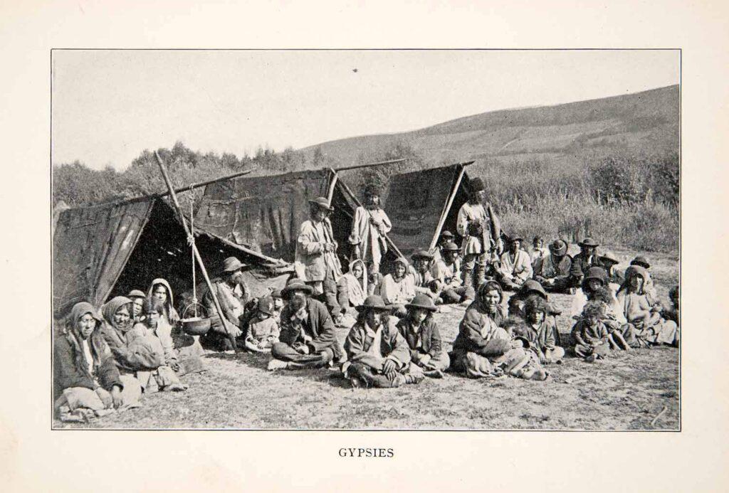 tribo cigana